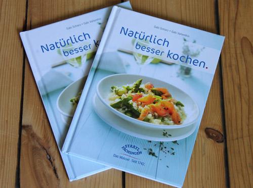 Buch: Natürlich besser kochen.