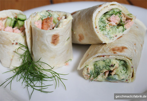 Lach-Dill Wraps