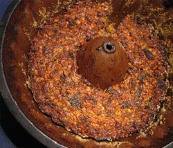 Früchtebrot gebacken klein