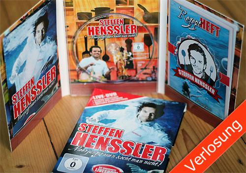 Steffen Henssler - Meerjungfrauen kocht man nicht!